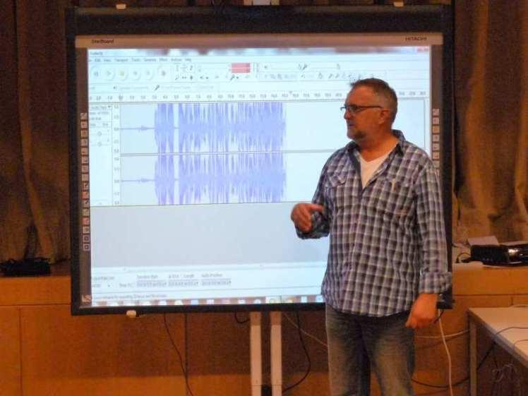 Werner Nowitzki, Edutainment Producer von Musicisthelanguage Ltd