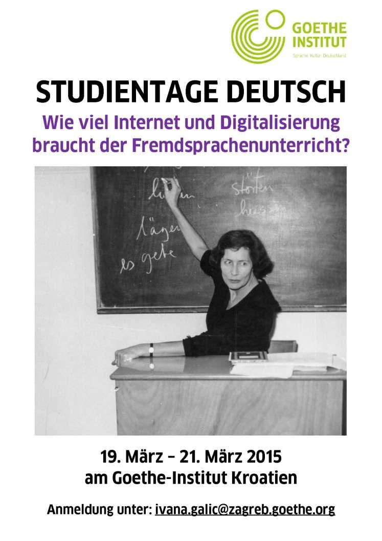 Plakat_Studientage