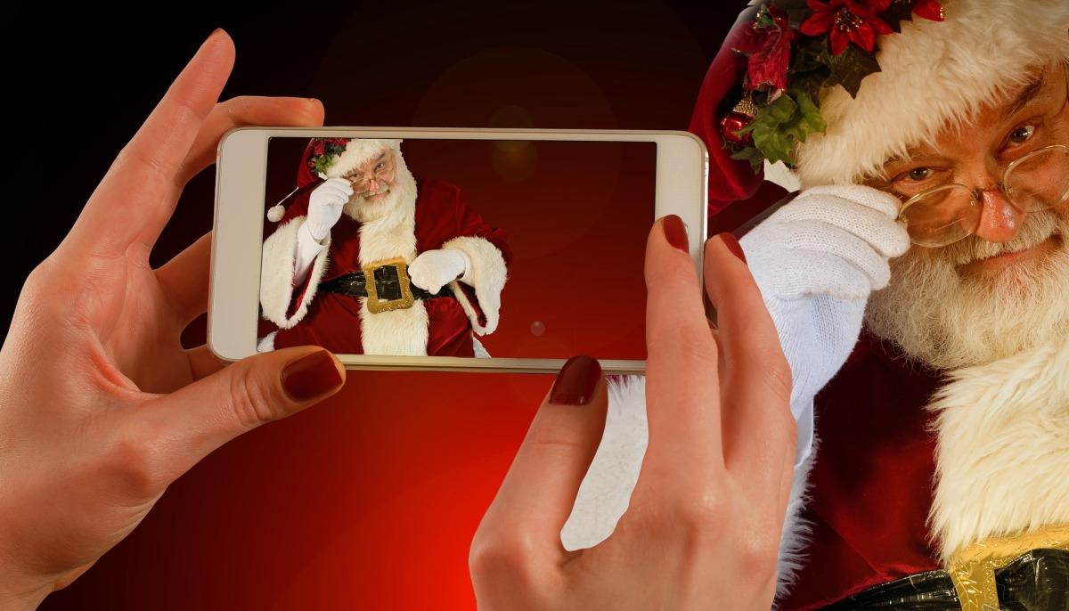 Digitale Weihnachten